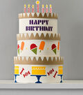 Handmade Charlotte Party - Birthday Cake