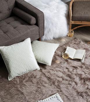 How To Make a Fur Rug & Pillows