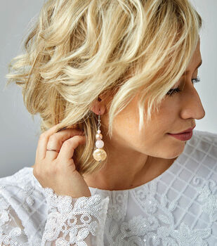 How To Make Pearl Earrings