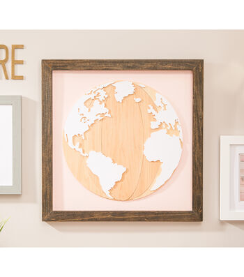 How To Make Basswood World Art