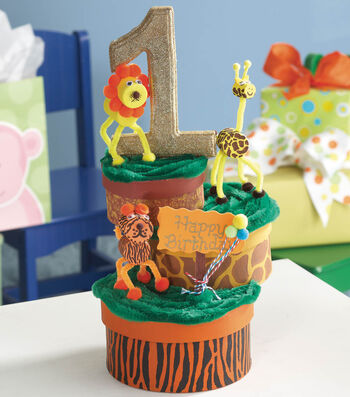 Happy Birthday Jungle Boxes