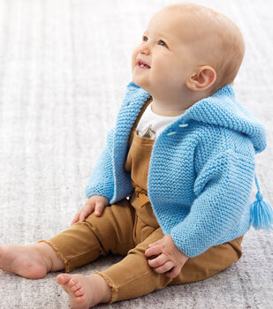 How To Make a Pound of Love Storybook Baby Hoodie