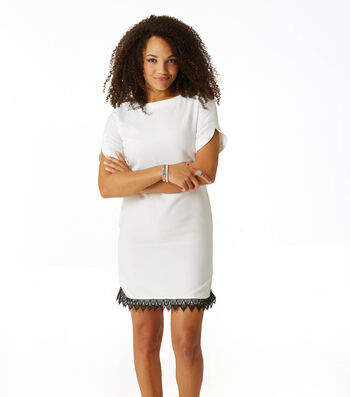 How To Make A Dress With Trim