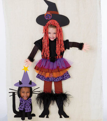 Little Witch Photo Op