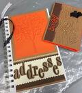 Embossing Folder Journals