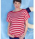 Simply Soft Women\u0027s Boat neck Top
