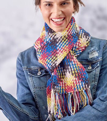 How To Make A Perfect Planned Pooling Scarf