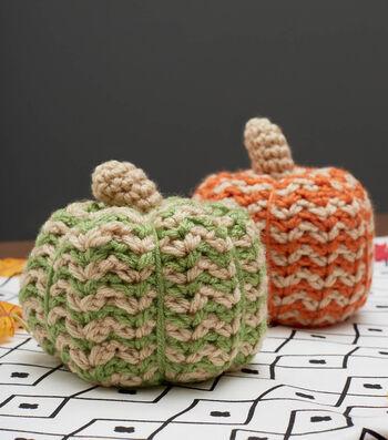 How To Make  Spicy Crochet Pumpkins
