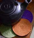 Fabric Coiled Hot Pads