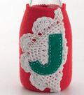 Holiday Bottle Cozy