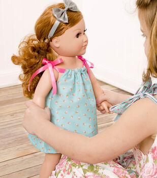 Sophia Pillowcase Doll Dress