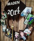 DIY Beautify's Graduation Memory Wreath