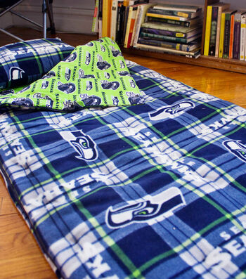 NFL Sleeping Bag