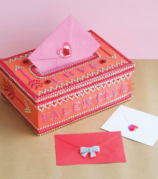 How to Make a Valentine's Box