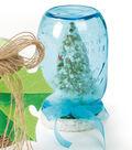 Ball Jars Snowglobe