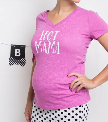 Make A Hot Mama Decal