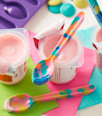 How To Make Back to School Edible Spoons