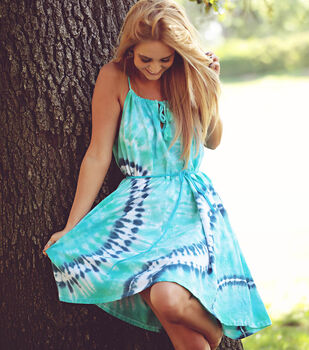 How To Make a Tie-Dye Sundress