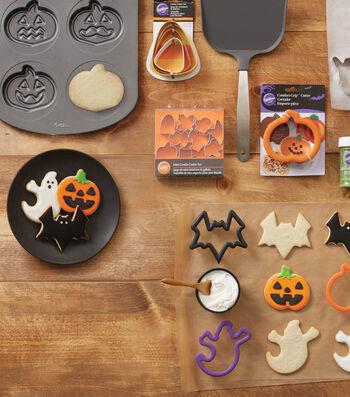 Spine-Tingling Halloween Cookies