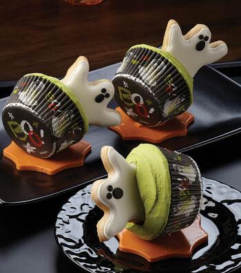 Get Boo-ed Halloween Cupcakes