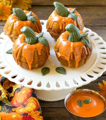 Pumpkin Spice Cakes