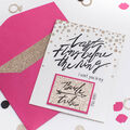 How To Make A Bridesmaid Invitation and Bride Tribe Tattoo