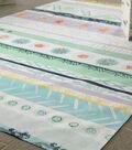 Seascape Floor Cloth