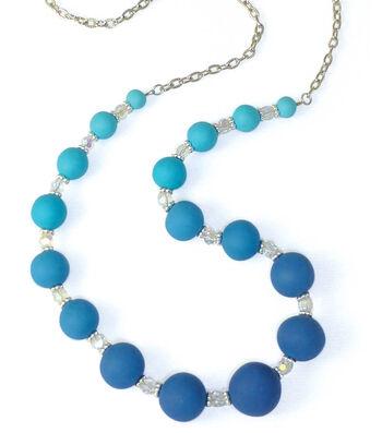 Clay Ombre Necklace