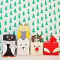 DIY Holiday Animal Gift Wrap