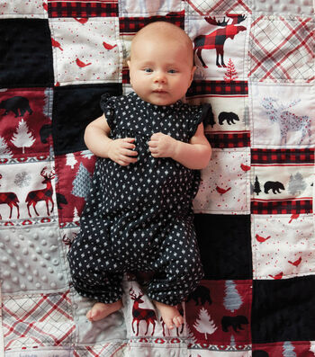 How To Sew A Small Flannel Quilt