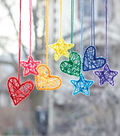 How to Make Hearts and Stars Dream Catcher