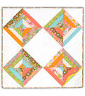 Foxy Fun Quilt and Pillow