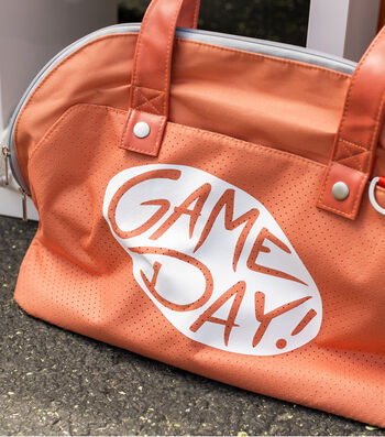 How To Make A Game Day Duffle Bag