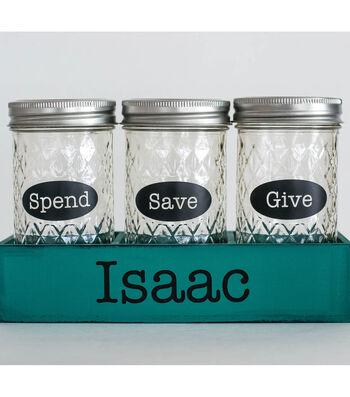 Idea Market Spend, Save, Give Jars