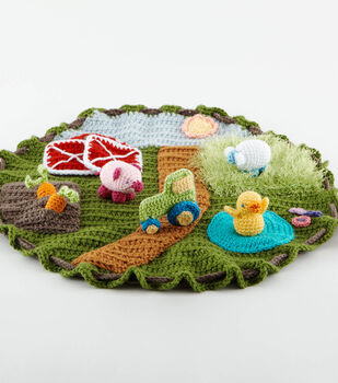How To Make a Down on the Farm Playmat