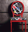 Sitting Pretty Painted Chair