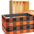 How To Make a Buffalo Plaid Wooden Crate