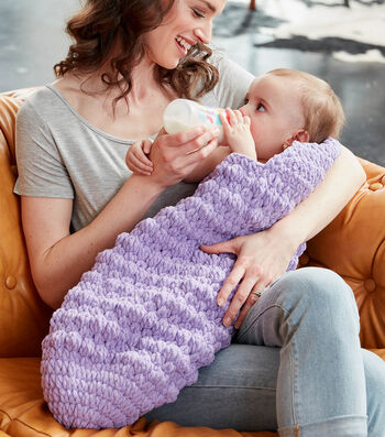 How To Make A Crochet Baby Cocoon