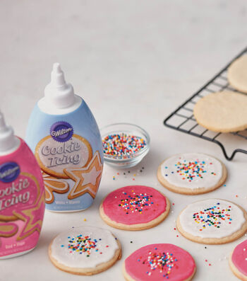 How To Make Colorful Sprinkle Cookies