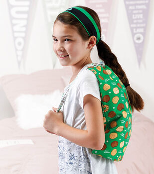 How To Make A Drawstring Backpack