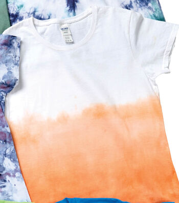 How To Make a Ombre Dyed T-Shirt