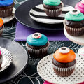 How To Make Mini Eyeball Cupcakes