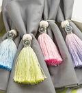 Dip Dye Tassel Napkin Rings