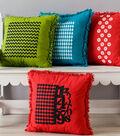 Handmade Charlotte Pillows