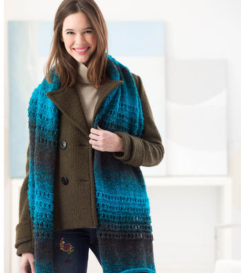 How To Knit An Eyelet Furrow Shawl