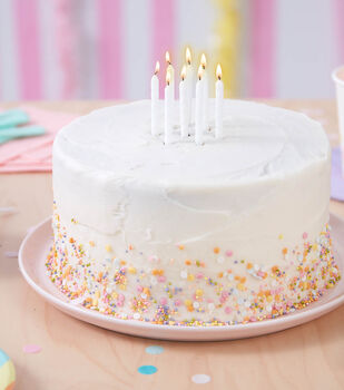 How To Make A Pastel Party Birthday Cake
