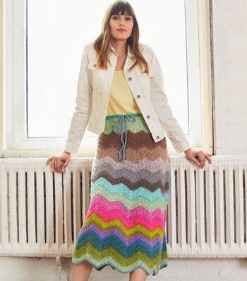 How To Make a Lion Brand Cupcake Monte Rio Skirt