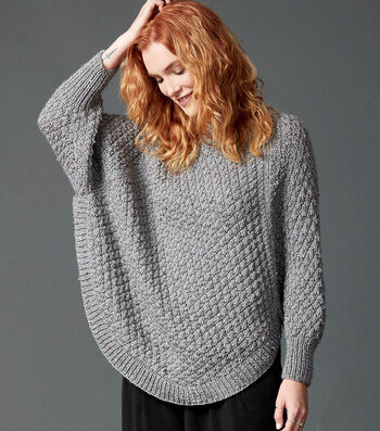 How To Make A Great Curves Knit Poncho
