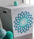 Buttercream Olivia Collection Wooden Storage