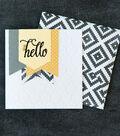 Hello Honeycomb Card
